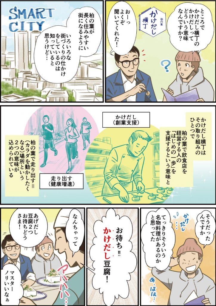 かけだし横丁漫画02