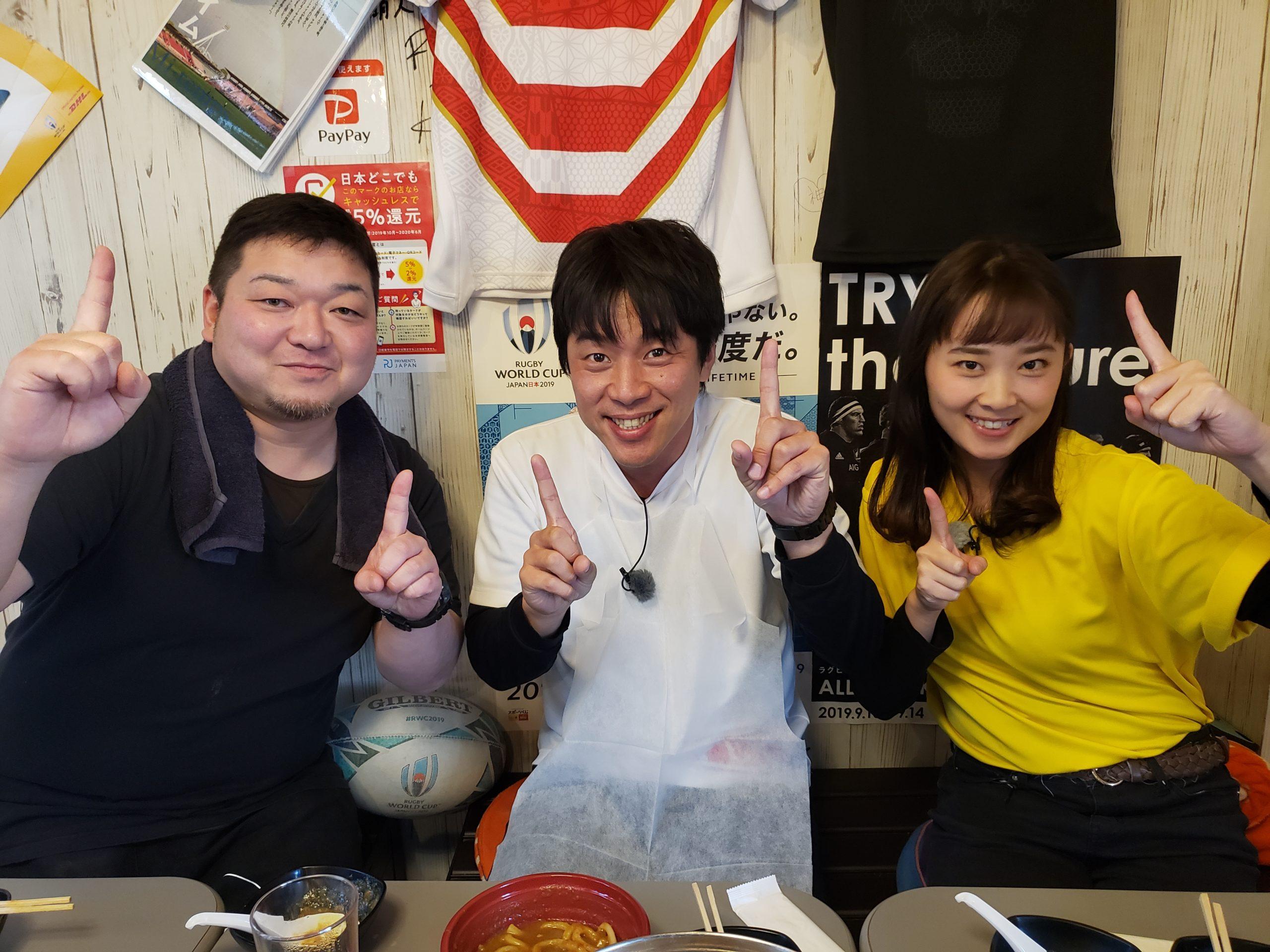 東葛調査隊がご来店!!!日本アゲアゲ亭